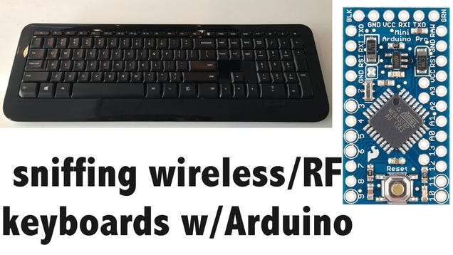 This DIY Wireless Keylogger Fits Anywhere, Looks Like a ...