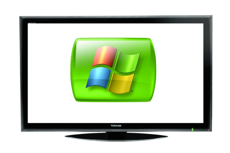 Illustration for article titled Toshiba Bringing Windows Media Extender To LCDs, Standalone Players Second Half of 2009