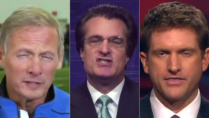 Illustration for article titled Kiper Vs. McShay Vs. Mayock Death Match: Who's The Best Mock Drafter?