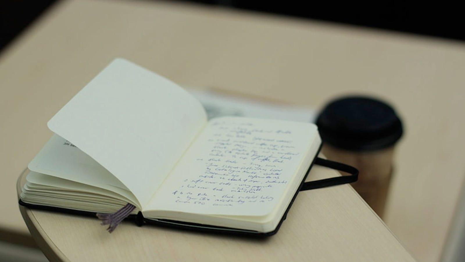 12f818983fb Five Best Paper Notebooks