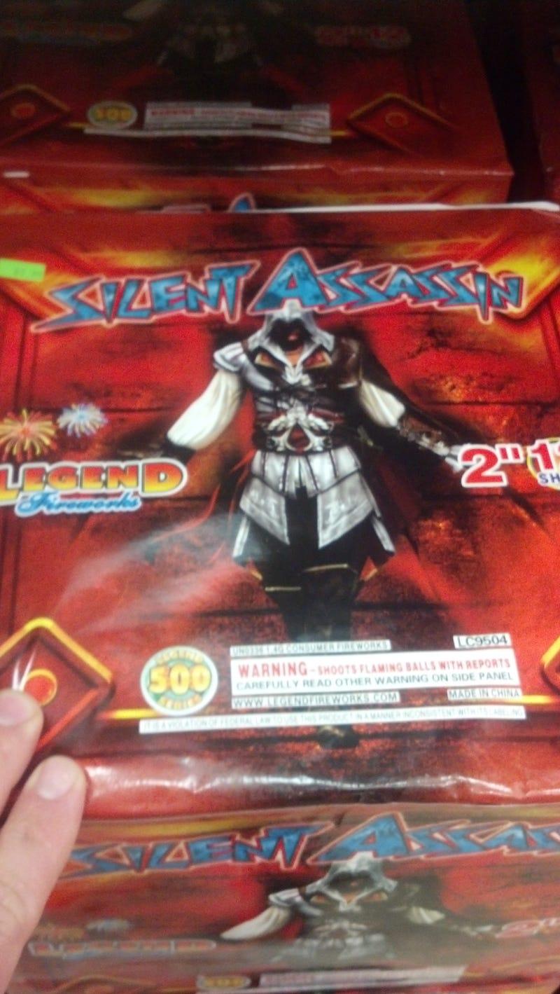 Illustration for article titled Silent Assassin