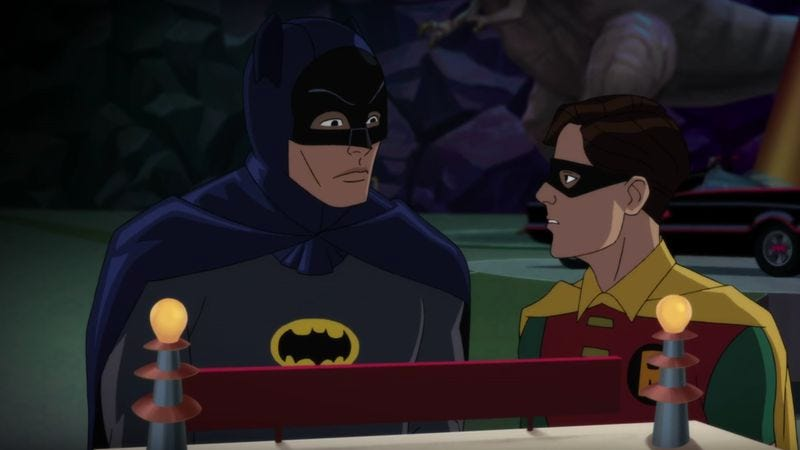 Illustration for article titled Batman: Return Of The Caped Crusaders will have a very limited theatrical run