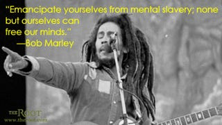 Bob MarleyWikimedia Commons