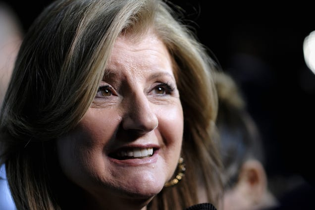 Arianna Huffington Ignored Sexual Misconduct at The Huffington Post
