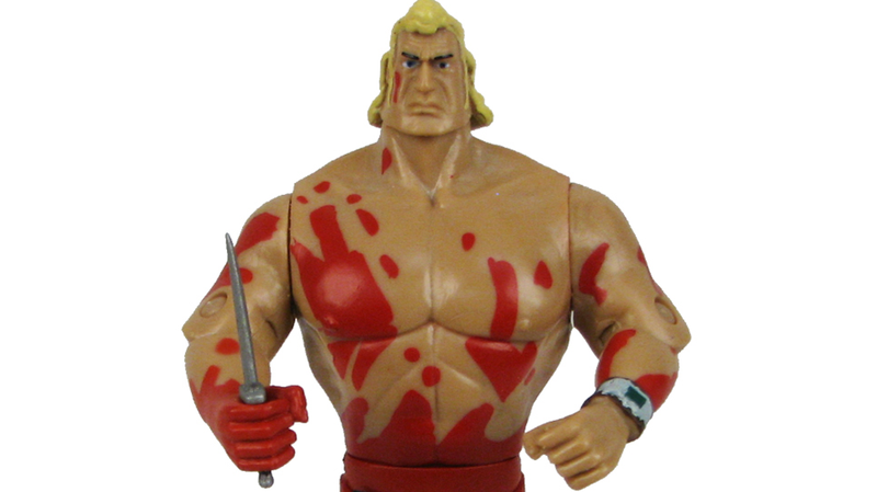 Illustration for article titled Why Is This Comic-Con Exclusive Brock Samson Figure Naked?