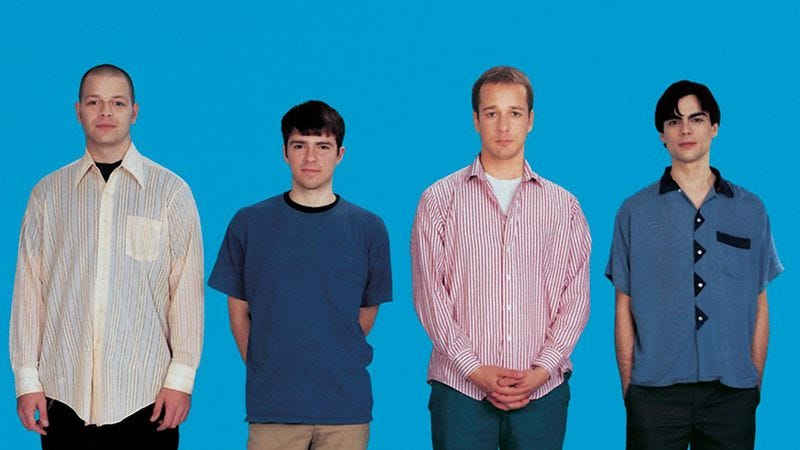 """Illustration for article titled Now Neil Cicierega is out to ruin Weezer with """"Say It Ain't SoCal"""""""