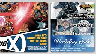 Illustration for article titled Of the Hundreds of 99-Cent Comics You Can Download Today, Buy These...