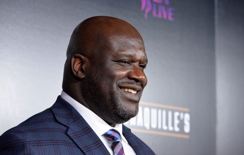 Illustration for article titled Shaquille O'Neal Wants In On the Sneaker Biz: 'I Would Love to Purchase Reebok'