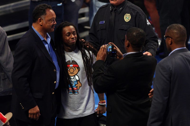 Illustration for article titled Lil Wayne Accuses Oklahoma City Thunder Of Racism