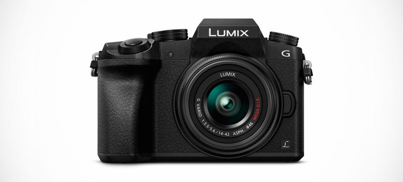 Illustration for article titled Panasonic G7: The GH4's New Kid Brother Can Still Shoot 4K Video