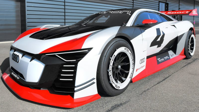 This Is What The Future Of German Race Cars Should Look Like - Audi future cars