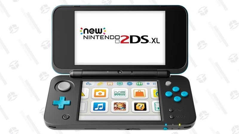 New Nintendo 2DS XL Black & Turquoise | $130 | Walmart New Nintendo 2DS XL White & Orange | $130 | Walmart