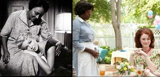 Scenes from Imitation of Life, 1959; The Help, 2011