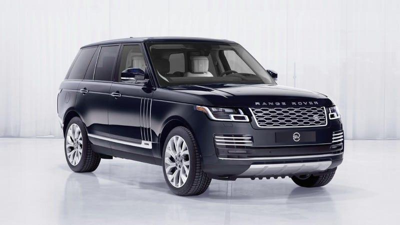 All image credits: Land Rover