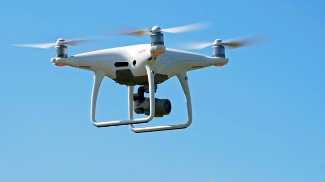 Scream-Detecting Drones Could Save You