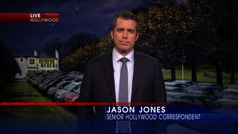 Illustration for article titled Jason Jones making another attempt to break out of The Daily Show and star in a sitcom