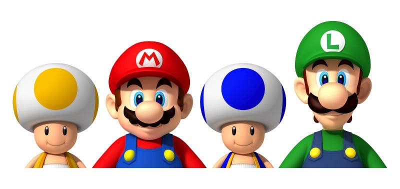 Illustration for article titled Nintendo Talks Mario Multiplayer And Keeping Zelda's Secrets