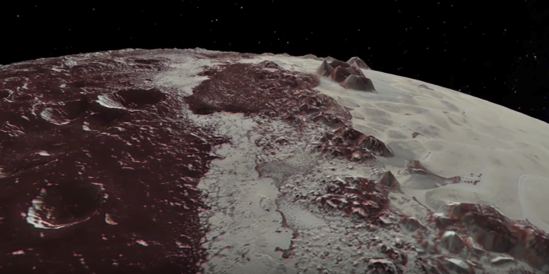 Pluto's Features Just Got Some Seriously Metal Names From ...