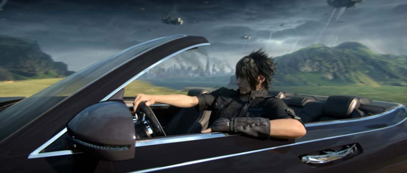 Illustration for article titled Someone Leaked Final Fantasy XV's Ending Six Months Ago