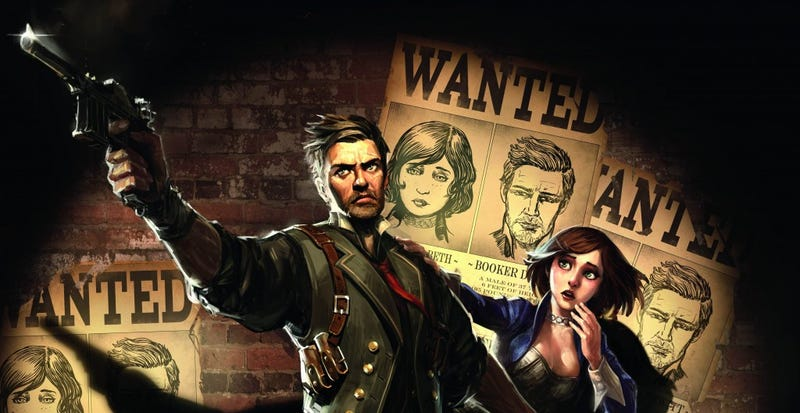 Illustration for article titled I just finished Bioshock Infinite, and these are my thoughts