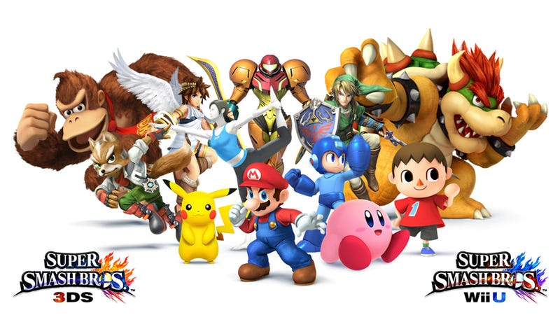Illustration for article titled Nobody Is #1 In The New Smash Bros. Games, And That's A Good Thing