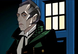 Illustration for article titled Doctor Who reveals another forgotten Doctor in This Week's DVDs