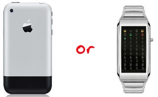 Illustration for article titled Question of the Day: Watch or Cellphone For Telling Time?