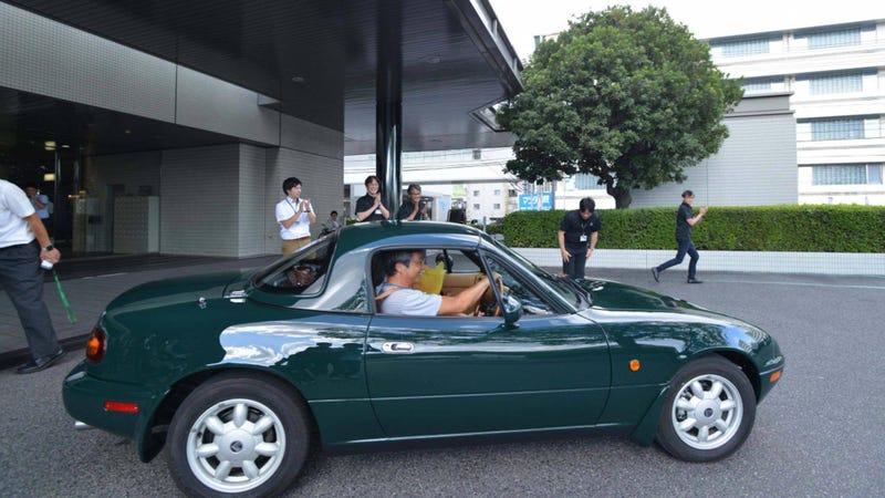 Photos: Mazda