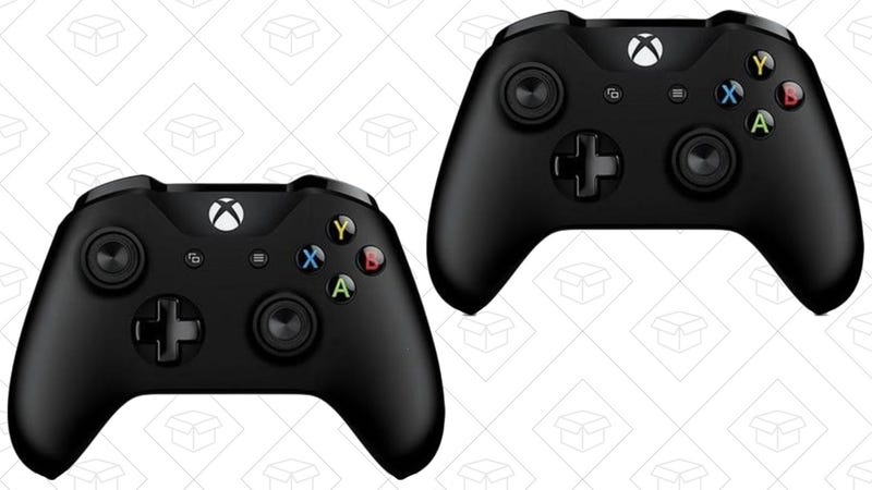 2-Pack Xbox One Controllers, $50