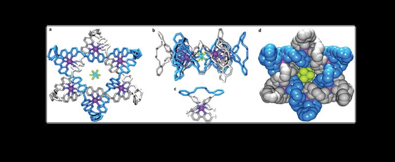 Illustration for article titled Crean un nuevo tipo de molécula superresistente en forma de estrella