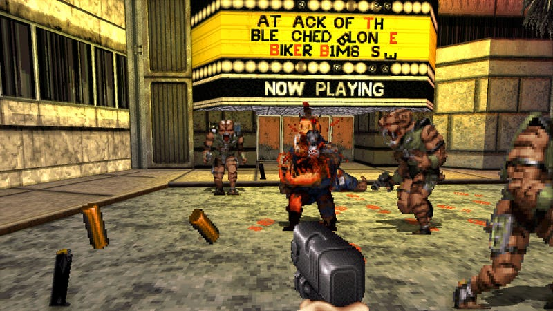 Illustration for article titled Duke Nukem 3D Returns To Consoles And PC With An All-New Episode