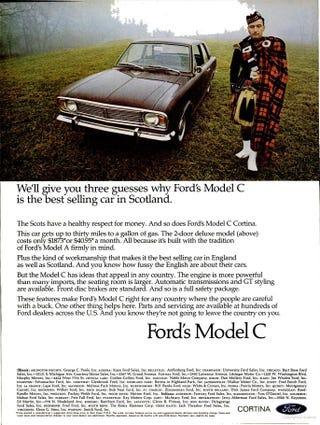 Illustration for article titled Ford Model C