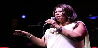 Aretha Franklin to give free concert (Getty)