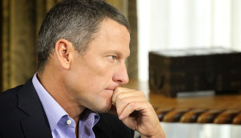 Illustration for article titled Lance Armstrong Reportedly Paid $100,000 To Rival Cyclist To Throw Race