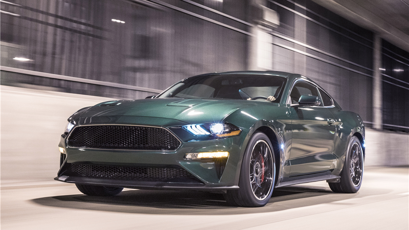 The First 2019 Ford Mustang Bullitt Just Fetched $300,000 At Auction