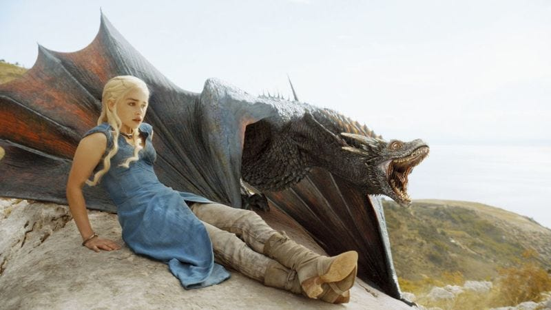 Illustration for article titled Game of Thrones Is Planning on Eight Seasons