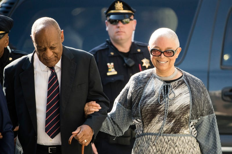 Bil and Camille Cosby