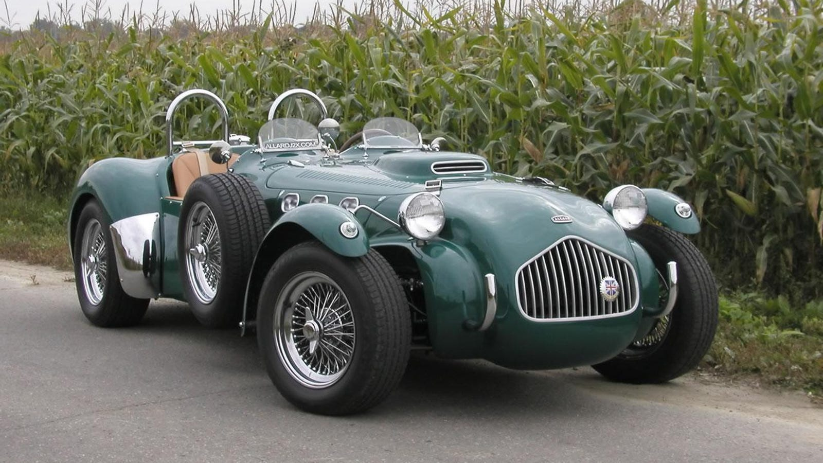 List Of American Cars: List Of American Powered European Cars
