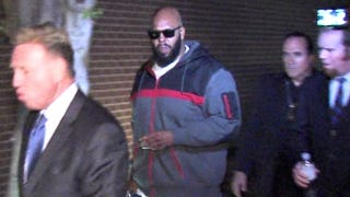 Illustration for article titled Suge Knight Arrested, Charged With Murder in Fatal Hit-and-Run