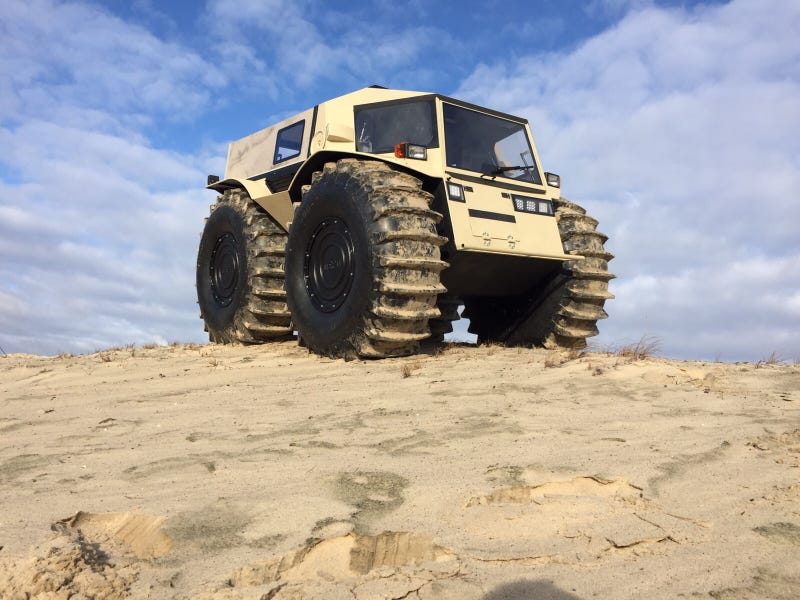 The Russians Make The Best Truck In The Universe For $50K