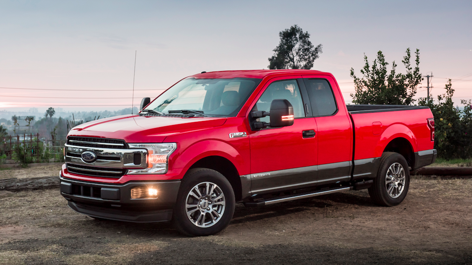 Why the 2018 ford f 150 diesel 2wd gets 30 mpg and the 4wd only gets 25