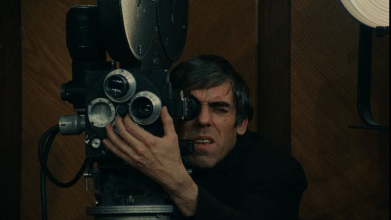 Raoul Coutard in The Confession. (Photo: Criterion)