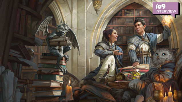Dungeons & Dragons  Newest Magic Crossover Wants Everyone to Feel Home at Magic School