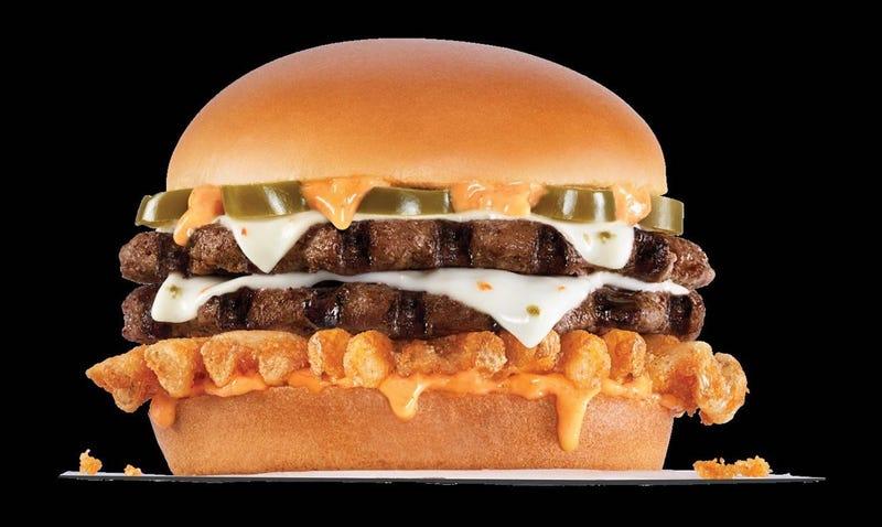 Un fast food de Estados Unidos servirá la primera hamburguesa condimentada con cannabis