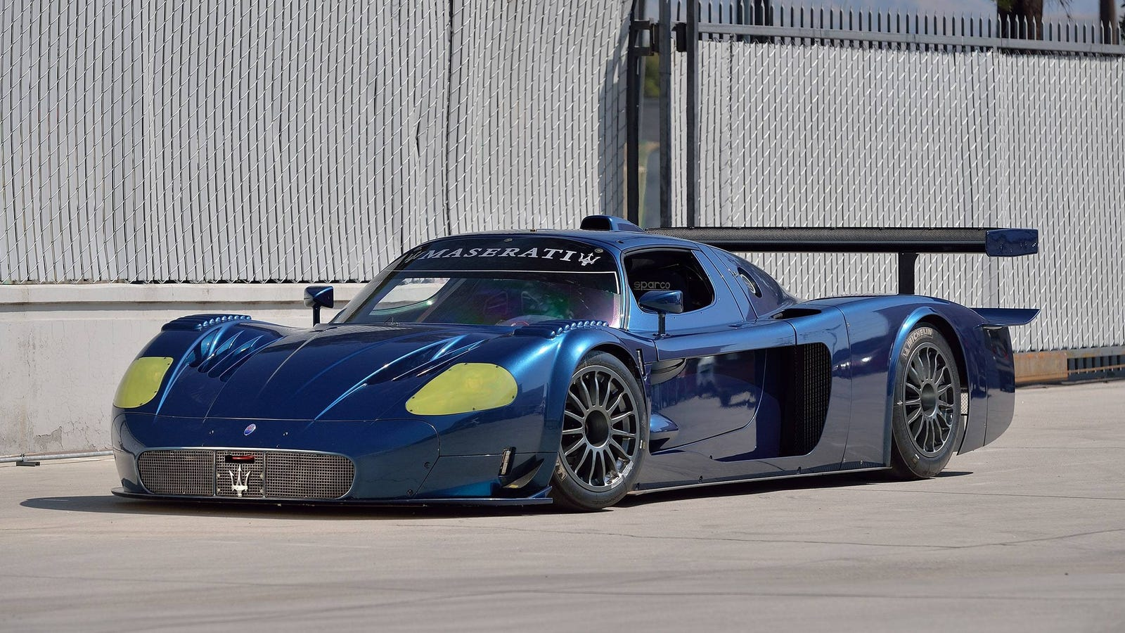 the maserati mc12 versione corse is a track only car so pretty it makes an enzo fxx look boring. Black Bedroom Furniture Sets. Home Design Ideas