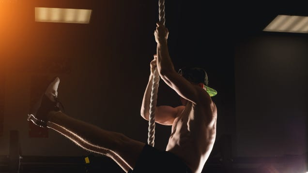 How to Get Better Grip Strength for Rope Climbs