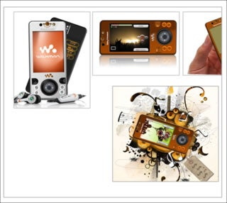Illustration for article titled Sony Ericsson W970 Leaked Shots
