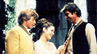 Illustration for article titled George Lucas says Luke, Han and Leia will all be back for Star Wars: Episode VII