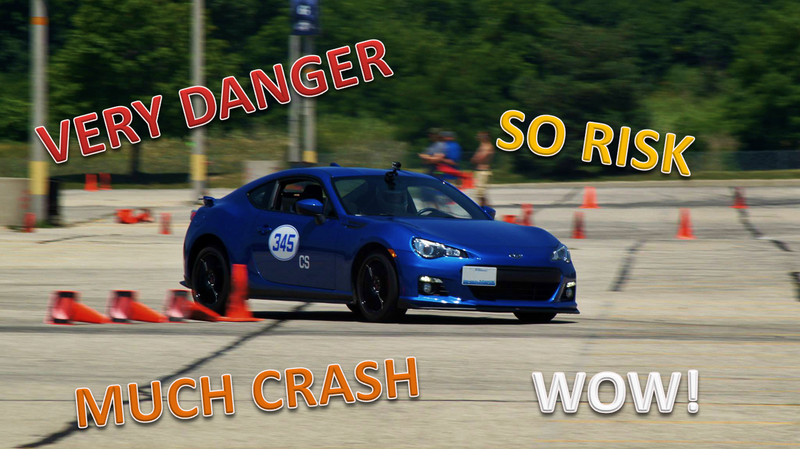 Illustration for article titled UPDATED: GEICO Dropped Me for Autocrossing My BRZ