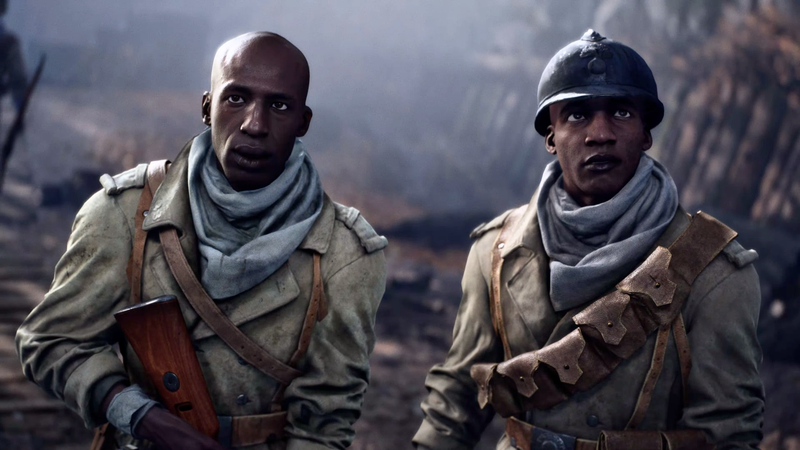 Illustration for article titled Battlefield V's Singleplayer Is A Nice Surprise